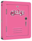 [Vorbestellung] Amazon.it: Grease 1&2 – 40° Anniversario (Steelbook + Magneti) [Blu-ray] für 29,83€ + VSK
