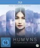 Saturn.de & Amazon.de: Humans – Die komplette Staffel 1 [Blu-ray] für 9,99€ + VSK