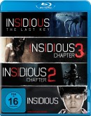 [Vorbestellung] Amazon.de: Insidious 1-4 (exklusiv bei Amazon.de) [Blu-ray] [Limited Edition] für 34,99€ inkl. VSK