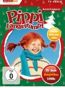 Amazon.de: Pippi Langstrumpf (komplette TV-Serie, 5 Discs) [DVD] für 8,97€ + VSK