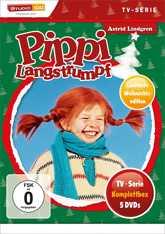 Pippi Langstrumpf Komplette Tv Serie 5 Discs Dvd Für 8