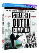Zoom.co.uk: Straight Outta Compton (Zoom Exclusive Limited Edition, inkl. Soundtrack-CD) [Blu-ray] für 10,17€ inkl. VSK, u.v.m.