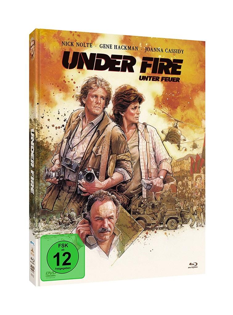 Unter-Feuer-Mediabook