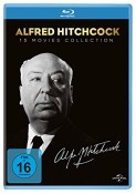 Amazon.de: Alfred Hitchcock – Collection [Blu-ray] für 36,11€ inkl. VSK