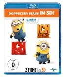 Amazon.de: Ich – Einfach unverbesserlich 1& 2 [Blu-ray 3D] für 12,97€ + VSK