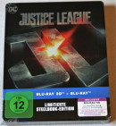 [Review] Justice League (3D/2D Steelbook exklusiv bei Amazon.de)