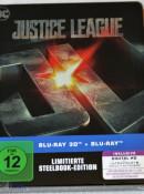[Review] Justice League (3D/2D Steelbook exklusiv bei Amazon.de)