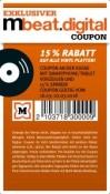 Müller: 15% Rabatt auf alle Vinyl Platten (gültig vom 16.03.-22.03.2018)
