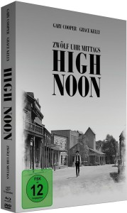 12 Uhr mittags - High Noon - Mediabook (+ DVD) [Blu-ray] [Limited Edition]