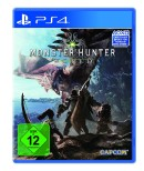 MediaMarkt.de / Saturn.de: Monster Hunter – World [PlayStation 4] für 24,99€ inkl. VSK