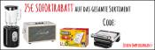 Alternate.de: 25€ Rabatt ab 75€ oder 10% auf ausgewählte Produktgruppen