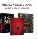 Amazon.it: Neue Aktionen z.B. 2 für 15€ DVD e Blu-ray Warner Bros. + VSK