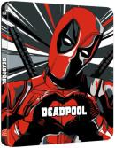 [Vorbestellung] Amazon.de: Deadpool Steelbook Blu-ray [Limited Edition] für 14,99€ + VSK