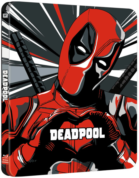 Deadpool 4K-UHD-BD SB