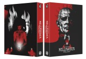 Amazon.de: Hellraiser Trilogy – Collector's Edition im Digipak [Blu-ray] für 51,19€ inkl. VSK