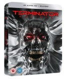 [Vorbestellung] Zoom.co.uk: Terminator Genisys (4K Ultra HD + Blu-ray (Futurepak) [Blu-ray] für ~20,50€ inkl. VSK
