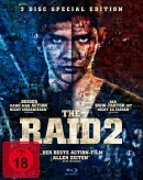Amazon.de: The Raid 2 (Special Edition) [Blu-ray] für 4,97€ inkl. VSK