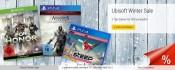 Buecher.de: 5€ Gutschein ab 30€ MBW (auch auf Games) und Ubisoft-Winter Games 2 Spiele für 50€ inkl. VSK (Aktionen nicht kombinierbar)
