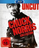 Amazon: Chuck Norris Collection [4 Blu-rays] für 9,99€ inkl. VSK