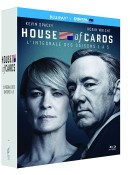 [Preisfehler] Amazon.fr: House of Cards – Staffel 1-5 [Blu-ray] für 24,99€ + VSK