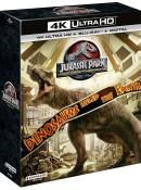 [Vorbestellung] Amazon.fr: Jurassic Park Collection [4K Ultra HD + Blu-Ray + Digital HD] für 59,99€ + VSK