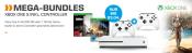 Saturn.de: Xbox One S Konsole kaufen und einen Controller geschenkt bekommen (Bundles ab 199€, bis 03.04.18)