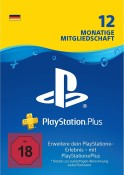 Amazon.de / Saturn.de / MediaMarkt.de: PlayStation Plus Card 12 Monate (für deutsche SEN-Konten) für 44,99€