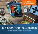 Rebuy.de: 15 % Rabatt auf alle Medien ab 20€ MBW (bis 28.03.18)
