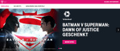 Telekom Megadeal: Batman – Dawn of Justice für 0,00€