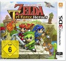 Thalia.de: The Legend of Zelda: TriForce Heroes – [3DS] für 8,99€ + VSK