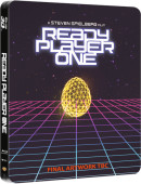 [Vorbestellung] Amazon.de: Ready Player One Steelbook [Blu-ray] für 34,99€ + VSK
