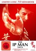 MediaMarkt.de: The Ip Man Saga Limited 4-Disc Mediabook [Blu-ray] für 15,99€ inkl. VSK