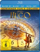 Media-Dealer.de: Hugo Cabret [3D Blu-ray + Blu-ray + DVD] für 6,99€ + VSK