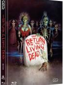 [Vorbestellung] OFDb.de: The Return of the Living Dead (Limited 3-Disc Mediabook Edition) [Blu-ray] für 34,98€ inkl. VSK