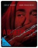 [Vorbestellung] Amazon.de: A Quiet Place – (4k UHD) Limited Steelbook (exklusiv bei Amazon.de) [Blu-ray] für 34,99€ inkl. VSK