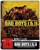 Amazon.it: Bad Boys 1 +2 im Ultra HD Blu-ray-Steelbook für 27,43€ inkl. VSK