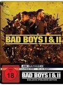 [Vorbestellung] Bad Boys 1 +2 im Ultra HD Blu-ray-Steelbook (exklusiv bei Amazon.de) für 49,99€