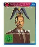 Dodax.de: Birdman oder (die unverhoffte Macht der Ahnungslosigkeit) [Blu-ray] für 4,99€ inkl. VSK