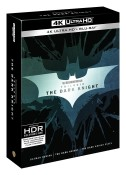 Amazon.fr: The Dark Knight – Trilogie [4K Ultra HD + Blu-ray] für 48,45€ inkl. VSK
