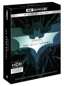Amazon.fr: The Dark Knight – Trilogie [4K Ultra HD + Blu-ray] für 48,45€ inkl. VSK