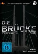 Amazon.de: Die Brücke – Transit in den Tod – limitierte Fanbox (Staffel 1-3 + Bonus-Disc) (exklusiv bei Amazon.de) [Blu-ray] für 26,99€ + VSK