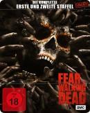 Amazon.de / Mueller.de: Fear the Walking Dead – Staffel 1+2 – Steelbook [Blu-ray] [Limited Edition] für 12,99€
