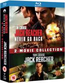 Zavvi.com: Jack Reacher 1+2 [Blu-ray] + Johnny English 1+2 [Blu-ray] je 7,98€ inkl. VSK