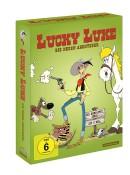 [Vorbestellung] Buecher.de: Lucky Luke – Die neuen Abenteuer Digipak [8 DVDs] für 36,99€ inkl. VSK