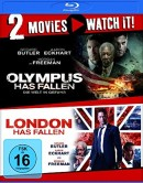 Amazon.de: Olympus Has Fallen – Die Welt in Gefahr/London Has Fallen [Blu-ray] für 9,97€ + VSK