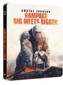Amazon.de: Rampage: Big Meets Bigger (SteelBook) [Blu-ray] für 14,46€ + VSK