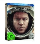 Saturn.de: Restposten – Der Marsianer – Rettet Mark Watney (Lenticular Steelbook) – [3D Blu-ray] für 12,99€ inkl. VSK