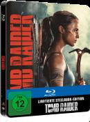 [Vorbestellung] MediaMarkt.de: Tomb Raider SteelBook (Blu-ray) ab 22,99€ inkl. VSK