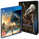 Shop4de.com: Assassin's Creed Origins + Steelbook [PS4/One] 42,99€, Far Cry Primal [PS4] 14,99€, Tremors Anthology [Blu-ray] 13,49€, inkl. VSK