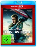 Amazon.de: 3D Blu-ray Filme für 11,69€ + VSK (Thor, Thor – The Dark Kingdom, Return of the First Avenger)